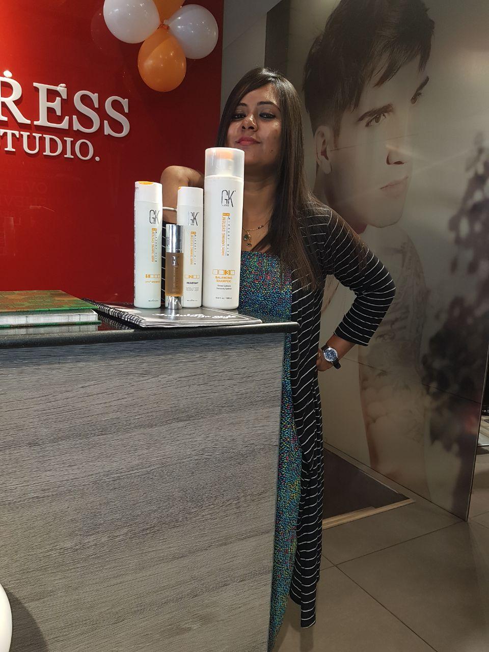 keratin hair treatment, levenstylo