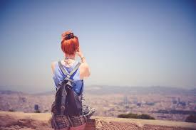solo female traveler, levenstylo